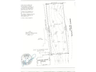 Residential Lots & Land For Sale: 1038 Portland Avenue