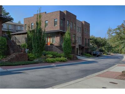Roswell Condo/Townhouse For Sale: 840 Camp Avenue