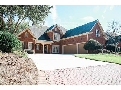 Johns Creek Single Family Home For Sale: 140 Sage Run Trail