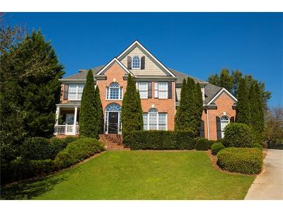 Dacula Single Family Home For Sale: 2580 Millwater Crossing