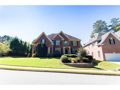 Alpharetta Single Family Home For Sale: 700 Westwind Lane
