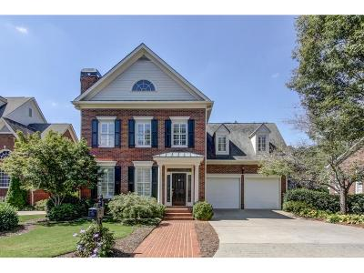 Smyrna GA Single Family Home For Sale: $769,000