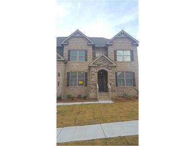 Loganville Single Family Home For Sale: 3799 Derringer Ridge