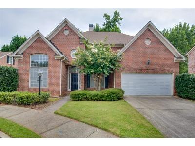 Dunwoody Single Family Home For Sale: 5001 Dunwoody Terrace Cove