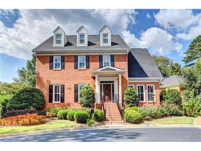 Dunwoody Single Family Home For Sale: 1984 Dellfield Court