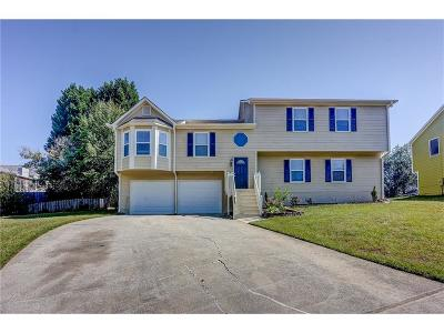 Austell Single Family Home For Sale: 923 Tyrell Drive