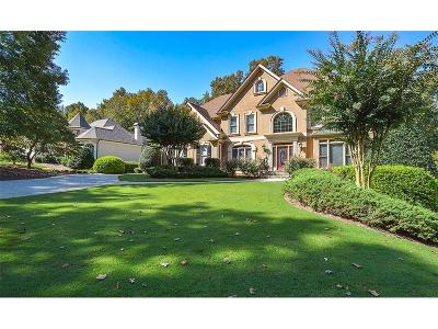 Duluth Single Family Home For Sale: 7470 St Marlo Country Club Parkway