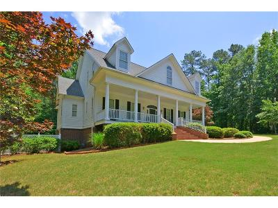 Single Family Home For Sale: 501 Ashley Way