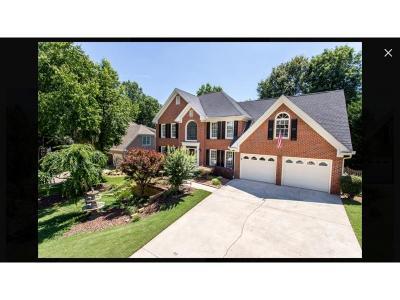 Acworth Single Family Home For Sale: 535 Delphinium Way