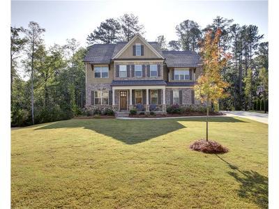 Acworth Single Family Home For Sale: 4402 Talisker Lane