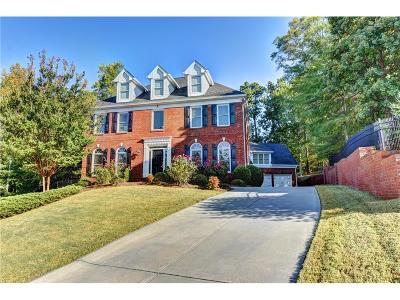 Grayson Single Family Home For Sale: 592 Chestnut Walk Place