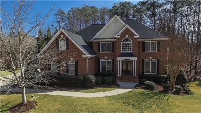 Roswell Single Family Home For Sale: 4558 Brigade Court