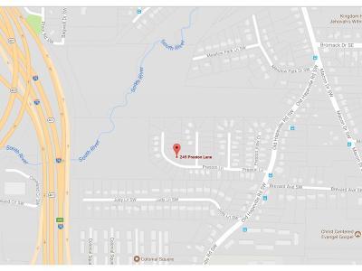 Residential Lots & Land For Sale: 245 Preston Lane SW