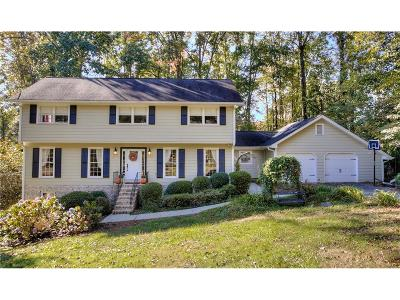Single Family Home For Sale: 3668 Cherokee Place SE