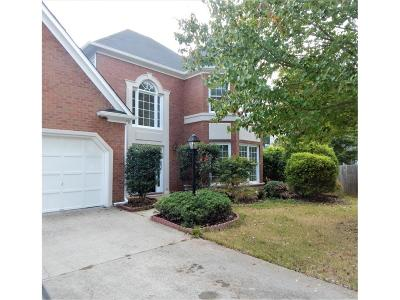 Dunwoody Single Family Home For Sale: 2835 Montclair Court