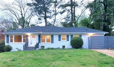 Single Family Home For Sale: 2025 Connie Lane