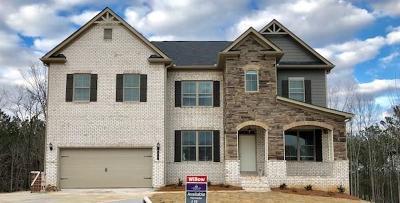 Acworth Single Family Home For Sale: 61 Water Oak Drive