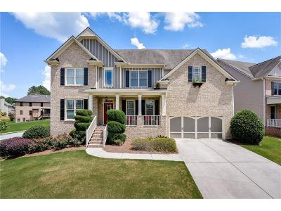 Dacula Single Family Home For Sale: 2031 Lavender Court