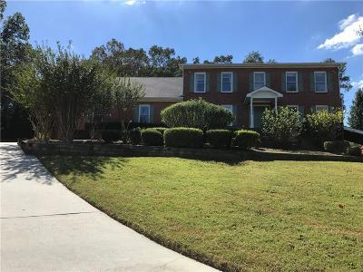 Lilburn Single Family Home For Sale: 941 Cedar Trace SW