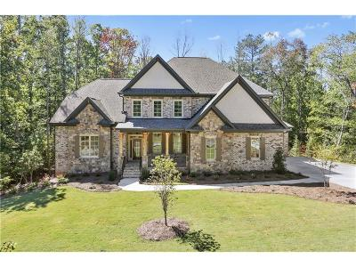 Cherokee County Single Family Home For Sale: 267 Traditions Drive