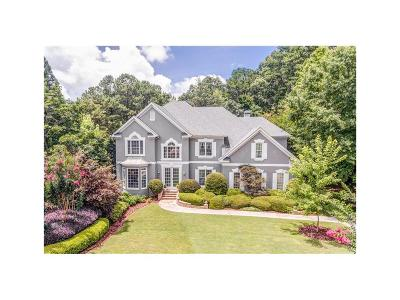 Johns Creek Single Family Home For Sale: 505 Champions Point