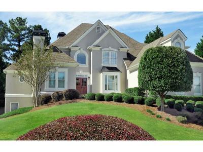 Johns Creek Single Family Home For Sale: 1007 Bay Tree Lane