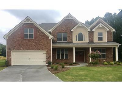 Buford Single Family Home For Sale: 960 Skyway Bridge Lane