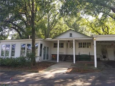 Calhoun Single Family Home For Sale: 1611 Dews Pond Road SE