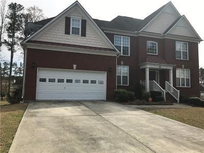 Lilburn Single Family Home For Sale: 1805 Embassy Walk Lane