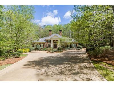 Single Family Home For Sale: 7375 Wildercliff Drive