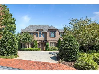Atlanta GA Single Family Home For Sale: $1,350,000