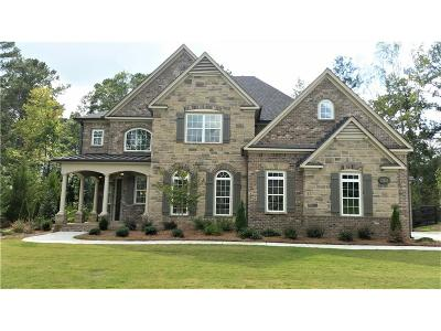 Alpharetta GA Single Family Home For Sale: $759,900