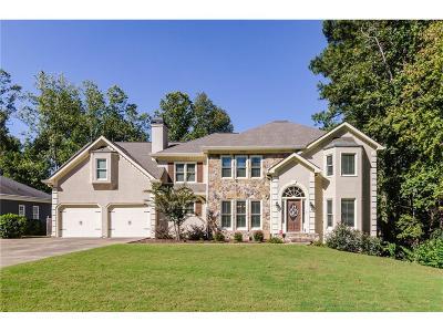 Marietta Single Family Home For Sale: 4197 Parish Drive