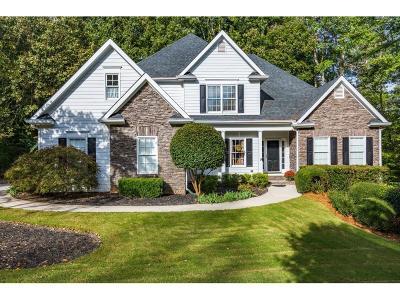 Alpharetta Single Family Home For Sale: 5045 Hamptons Club Drive