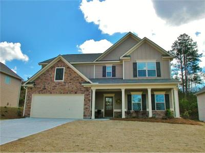 Dacula Single Family Home For Sale: 2320 Blackthorne Trace