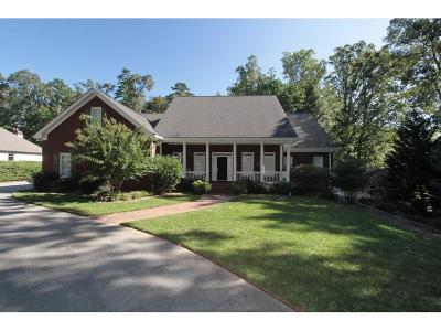 Buford Single Family Home For Sale: 4355 Old Hamilton Mill Road