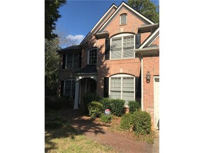 Decatur Single Family Home For Sale: 1681 Reserve Way