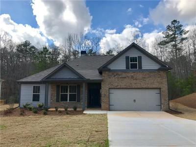 Dawsonville Single Family Home For Sale: 58 Madison Court