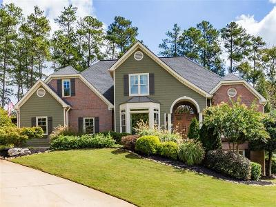 Roswell Single Family Home For Sale: 260 Settindown Court