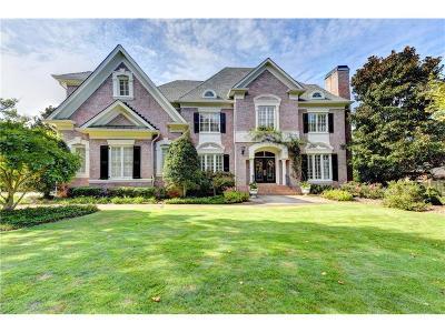 Suwanee Single Family Home For Sale: 5975 Whitestone Lane