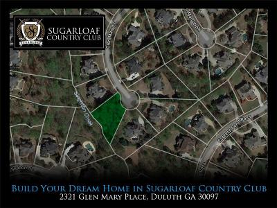 Duluth Residential Lots & Land For Sale: 2321 Glen Mary Place