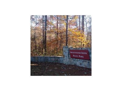 Douglas County Residential Lots & Land For Sale: 1476 Mount Vernon Road