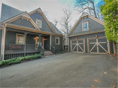 Jasper Single Family Home For Sale: 842 Columbine Drive