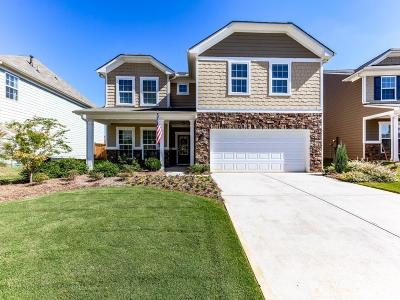 Canton Single Family Home For Sale: 341 Ridgewood Trail