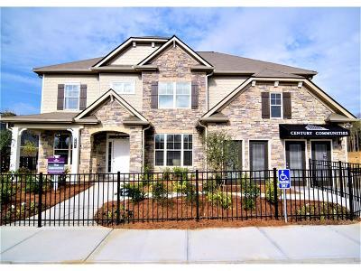 Cumming Single Family Home For Sale: 6680 Yellow Birch Street E