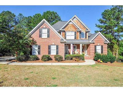 Cartersville Single Family Home For Sale: 4 Willow Trace