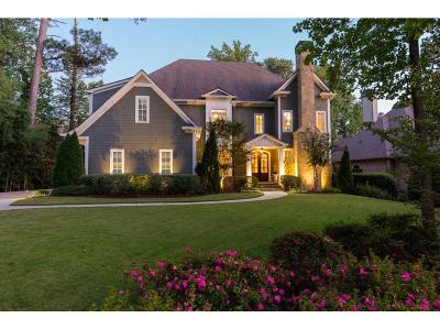 Sandy Springs Single Family Home For Sale: 4771 Mystic Drive