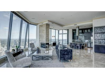 Sovereign Condo/Townhouse For Sale: 3344 Peachtree Road NE #4702