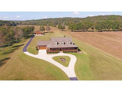 Forsyth County Single Family Home For Sale: 9559 Old Preserve Trail