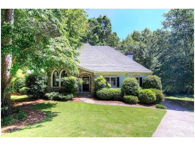 Acworth Single Family Home For Sale: 1590 Grandwood Trail NW